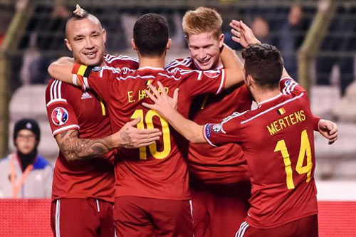 BXH FIFA tháng 11: ĐT Bỉ lên ngôi bá chủ bóng đá - 1