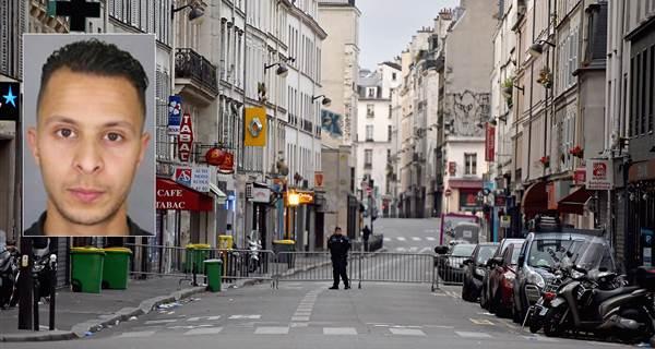 Cảnh sát Pháp săn lùng nghi phạm khủng bố lọt lưới - 1