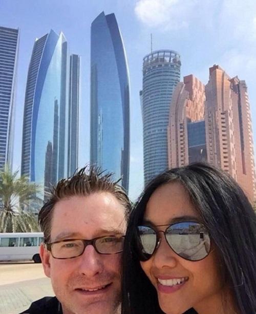 """Sao Việt khoe ảnh """"ăn chơi sang chảnh"""" tại xứ sở Dubai - 6"""