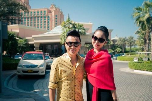 """Sao Việt khoe ảnh """"ăn chơi sang chảnh"""" tại xứ sở Dubai - 7"""