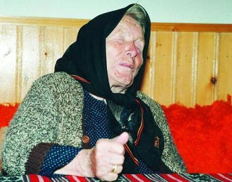 Khủng bố ở Pháp và lời tiên tri đáng sợ của bà Vanga - 1