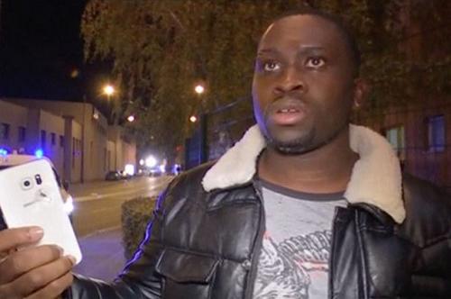 Galaxy S6 Edge cứu sống 1 người trong vụ khủng bố tại Paris - 1
