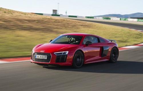 Audi R8 thế hệ thứ 2, lựa chọn của Iron Man - Tony Stark - 1