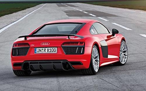 Audi R8 thế hệ thứ 2, lựa chọn của Iron Man - Tony Stark - 2