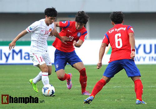 """Công Phượng đấu """"đại gia châu Á"""" trận mở màn giải U21 - 2"""