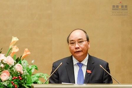 Phó Thủ tướng Nguyễn Xuân Phúc: DN nhỏ và vừa vẫn khó vay vốn - 1