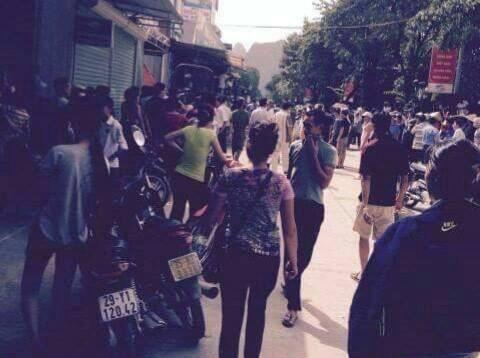 Hà Nội: Sập nhà khi đổ mái bê-tông, 6 người thương vong - 3