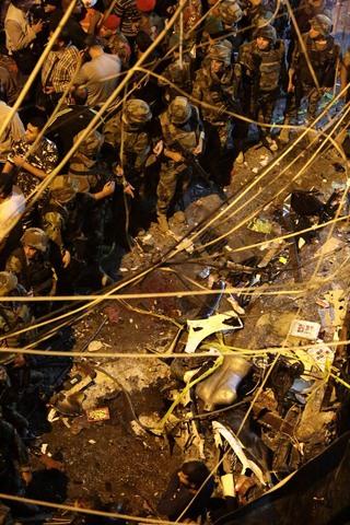 Người hùng ôm cứng kẻ đánh bom, cứu trăm người Li-băng - 3