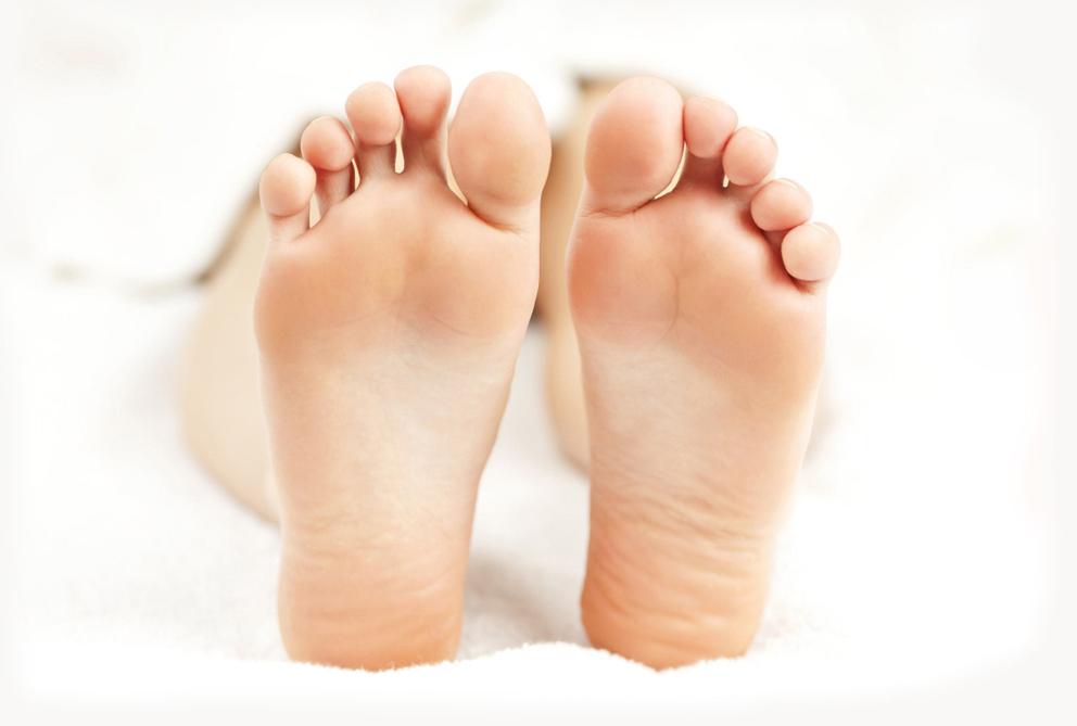 Đoán tính cách con người qua bàn chân - 1
