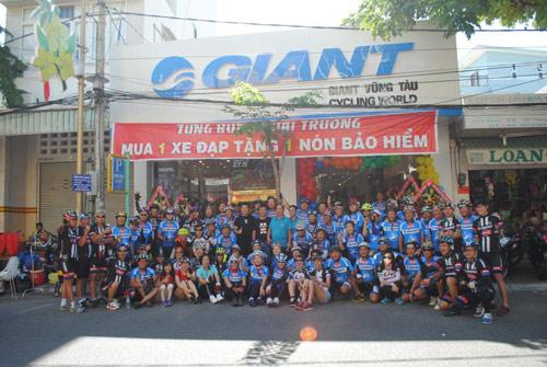Tưng bừng khai trương Showroom thứ 2 của GIANT Việt Nam tại Vũng Tàu - 2