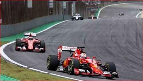 F1, Brazilian GP: Rosberg cất tiếng - 1