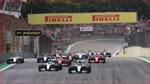 F1, Brazilian GP: Rosberg cất tiếng - 2