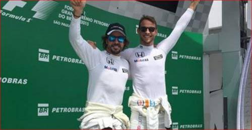 F1, Brazilian GP: Rosberg cất tiếng - 3