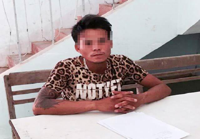 Nghi án bắt cóc trẻ sơ sinh, trốn bằng xe taxi - 1