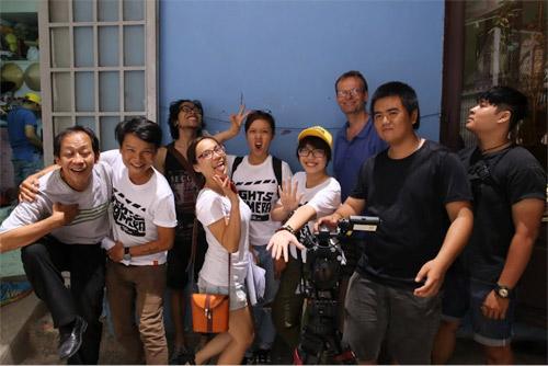 9X thoả đam mê đạo diễn cùng Lights Camera - 4