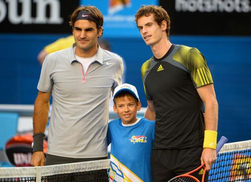 BXH tennis 16/11: Federer khó vượt ải Murray - 1