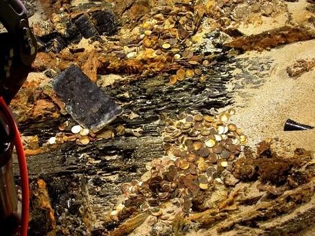 Những kho báu trăm tỷ dưới đáy đại dương - 1