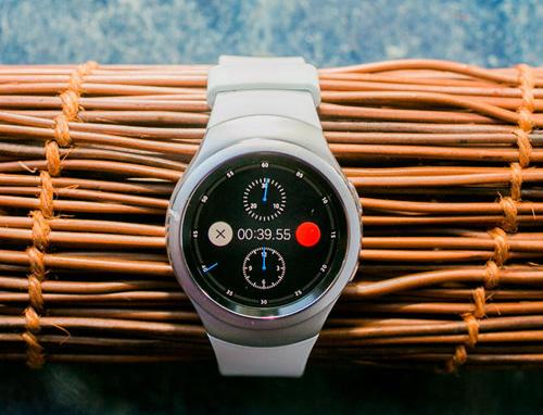 """Đánh giá Samsung Gear S2: Dáng đẹp, thiết kế xoay siêu """"độc"""" - 2"""