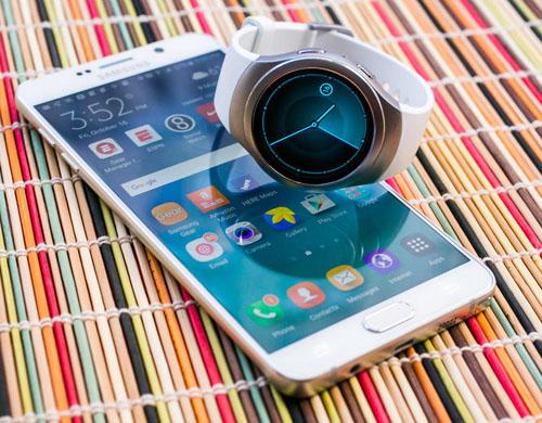 """Đánh giá Samsung Gear S2: Dáng đẹp, thiết kế xoay siêu """"độc"""" - 4"""