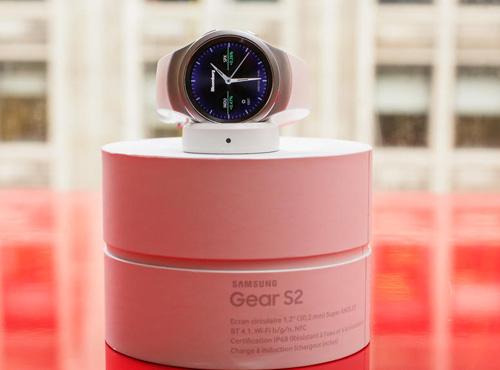 """Đánh giá Samsung Gear S2: Dáng đẹp, thiết kế xoay siêu """"độc"""" - 7"""