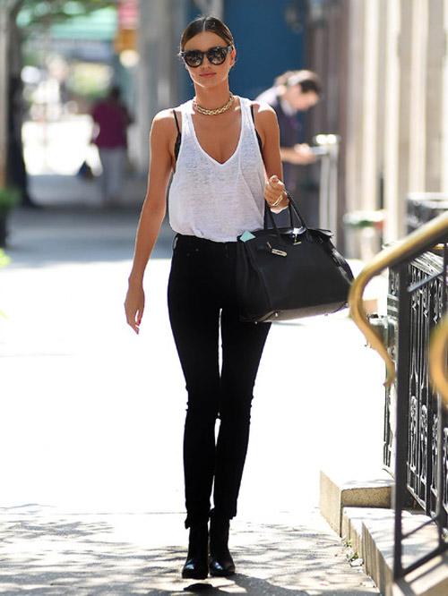 """Miranda Kerr tiết lộ bí quyết """"đẹp trong mọi hoàn cảnh"""" - 3"""