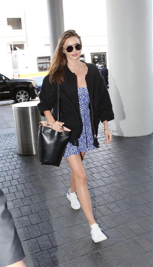 """Miranda Kerr tiết lộ bí quyết """"đẹp trong mọi hoàn cảnh"""" - 4"""