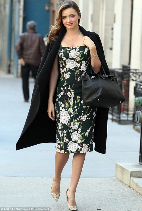 """Miranda Kerr tiết lộ bí quyết """"đẹp trong mọi hoàn cảnh"""" - 13"""