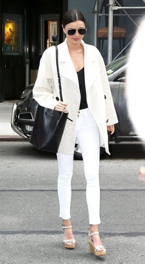 """Miranda Kerr tiết lộ bí quyết """"đẹp trong mọi hoàn cảnh"""" - 17"""