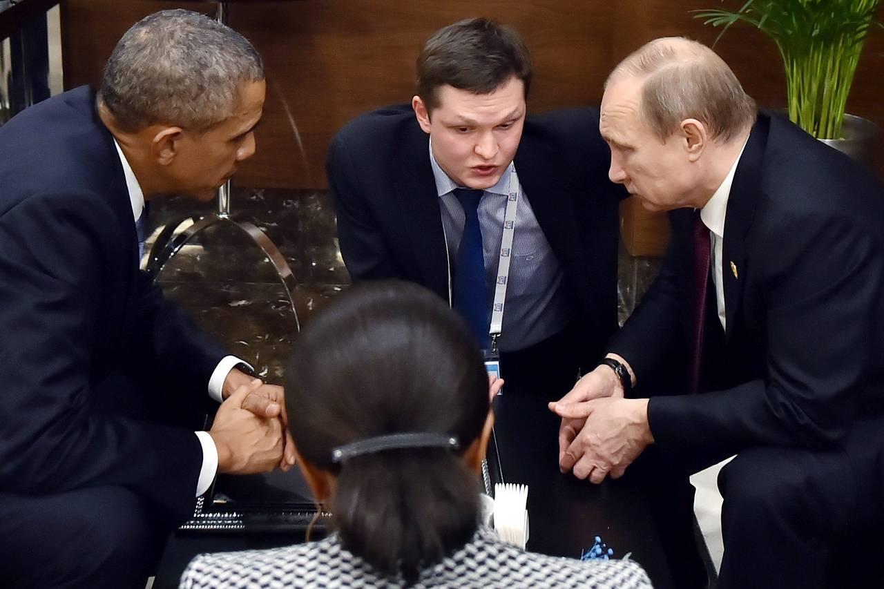 Mỹ thay đổi thái độ với Nga sau khủng bố ở Pháp - 1