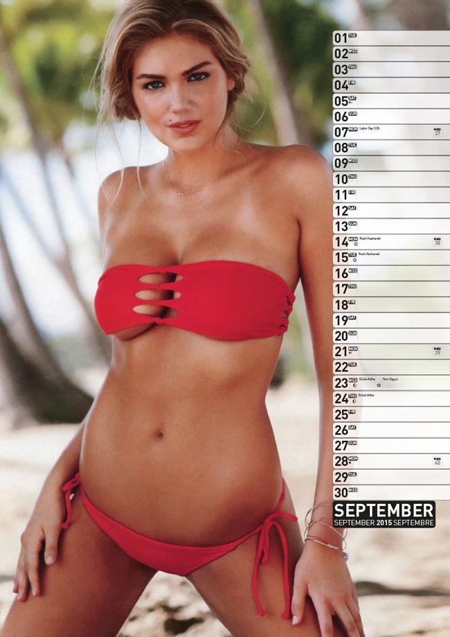 Kate Upton bắt đầu gây chú ý bằng các bộ ảnh bikini, nội y nóng bỏng. Nhờ sở hữuvòng 1nở nang, hấp dẫn, cô luôn toát ra sức hút khó cưỡng khi mặc các trang phục trên