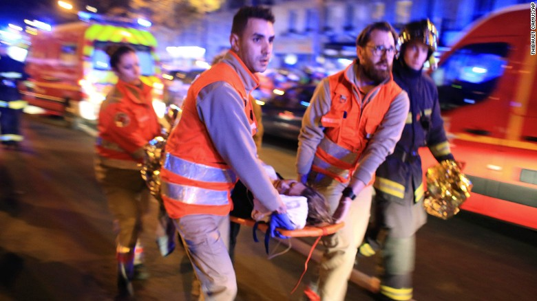 Cách thức IS tấn công khủng bố Pháp: Bài bản, chặt chẽ - 1