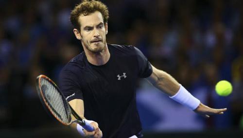 "Murray - Ferrer: ""Thảm họa"" giao bóng (ATP Finals) - 1"