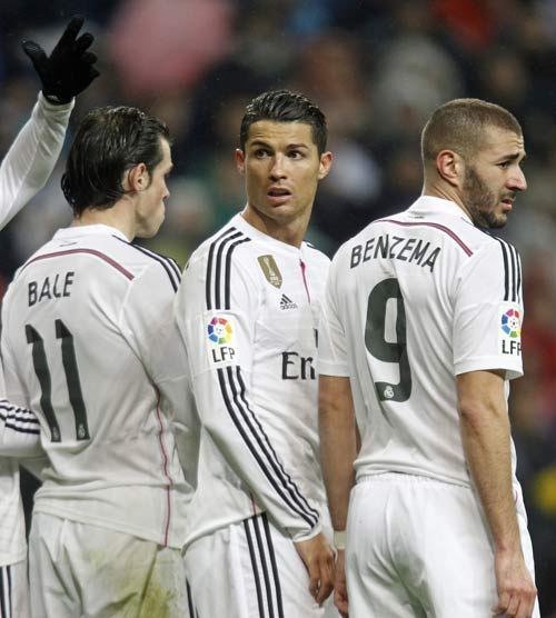 "El Clasico: Tam tấu Barca ""ăn đứt"" cây đinh ba Real - 2"