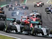 Thể thao - Video F1, Brazilian GP: Hamilton nối dài giấc mơ buồn