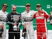 BXH Brazilian GP: Niềm vui trọn vẹn cho Mercedes