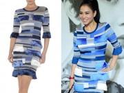 Thời trang - Váy hot nhất tuần: Hàng hiệu 100 triệu của Thu Minh