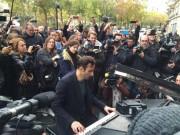 Ca nhạc - MTV - Bên rạp hát bị khủng bố, bản nhạc bất hủ về hòa bình vang lên