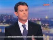 Video An ninh - Khủng bố tại Paris: Pháp điều bộ binh trả thù IS?