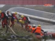 Video An ninh - Pháp: Tai nạn tàu cao tốc, hơn 40 người thương vong