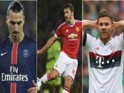 """Bóng đá - Ibra, Alonso & đội hình tự do """"siêu khủng"""" tháng Một"""