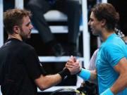 Thể thao - ATP Finals ngày 2: Nadal & nỗi sợ Wawrinka