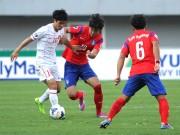 """Bóng đá - Công Phượng đấu """"đại gia châu Á"""" trận mở màn giải U21"""