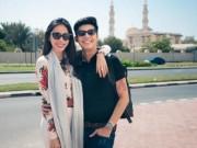 """Ca nhạc - MTV - Sao Việt khoe ảnh """"ăn chơi sang chảnh"""" tại xứ sở Dubai"""