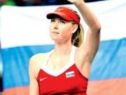 Thể thao - Tennis 24/7: Sharapova vỡ mộng trên đất Séc