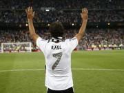 """Bóng đá - Raul hạ màn sự nghiệp: """"Chúa nhẫn"""" đăng quang"""