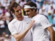 Thể thao - BXH tennis 16/11: Federer khó vượt ải Murray