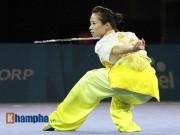 Thể thao - Tin thể thao HOT 16/11: Thúy Vi giành HCB giải Wushu thế giới