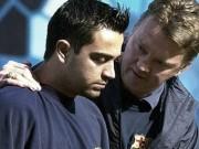 """Bóng đá - Tin HOT tối 16/11: Xavi từng coi Van Gaal là """"gã ngốc"""""""