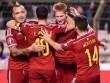 BXH FIFA tháng 11: ĐT Bỉ lên ngôi bá chủ bóng đá