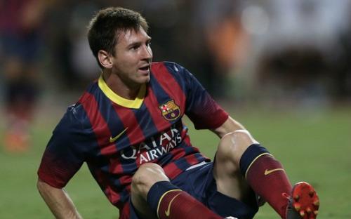 """Vì Barca, Messi không nên đá """"Siêu kinh điển"""" - 2"""
